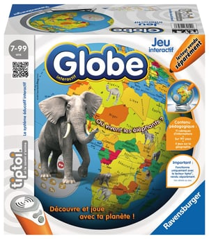 Tiptoi Globe (FR)