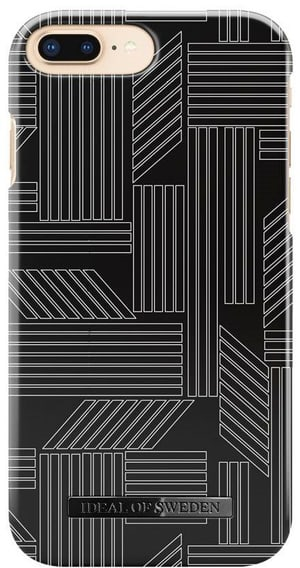 Back Cover Geometric Puzzle