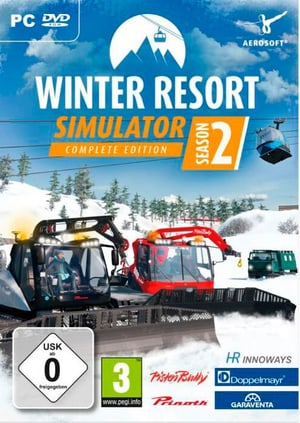 PC - Winter Resort Simulator Season 2 - Complete Edition D