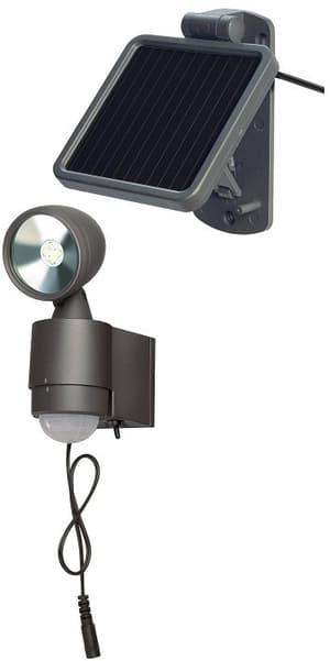 Spot LED ad energia solare SOL 1x4 IP 44 con segnalatore di movimento ad infrarossi