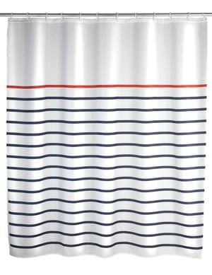 Tenda doccia Marine bianco
