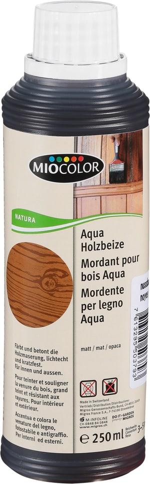 Aqua Holzbeize Nussbaum 250 ml