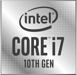 CPU Core i7-10700 2.9 GHz
