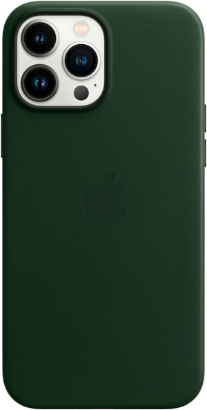 iPhone 13 Pro Max Leather Case with MagSafe - Sequoia Green