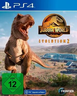 PS4 - Jurassic World Evolution 2 (D)