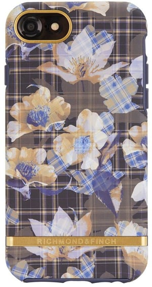 Case Floral Checked