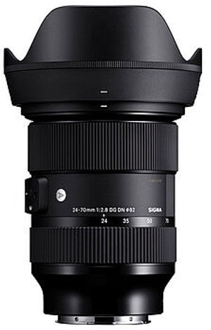 24-70mm F2.8 DG DN Art Sony E Import