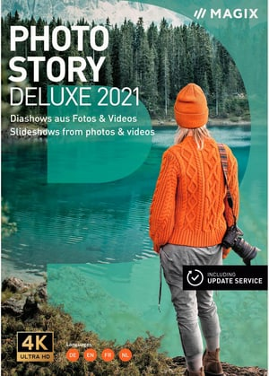Photostory Deluxe 2021 [PC] (D/F/I)