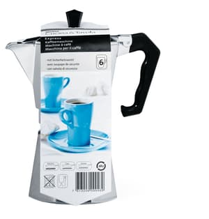 C&T Kaffeemaschine 6 Tassen