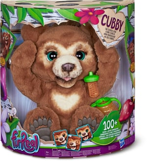 Cubby, mein Knuddelbär