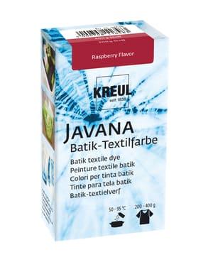 KREUL Javana Batik Teinture Textile Arôme Framboise 70 g