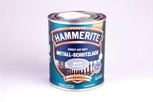 Metallschutzlack matt Hellgrau 750 ml