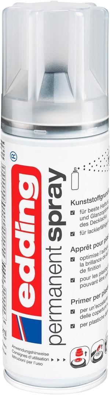5200 Spray permanent apprêt pour plastique, 200 ml, préparer les surfaces à peindre