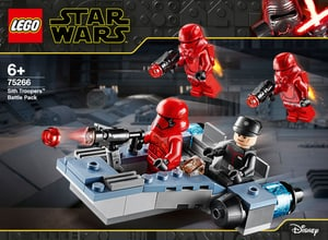 StarWars 75266 Sith Troopers Battle Pack