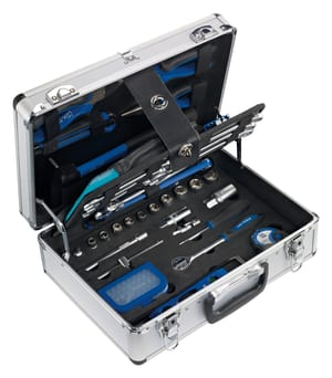 Alu-Werkzeugkoffer 95 tlg. Classic