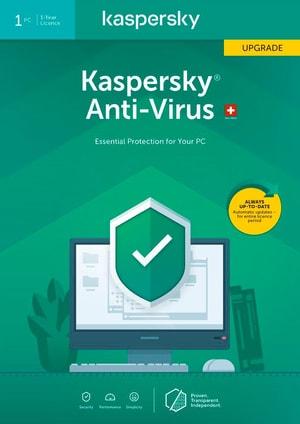 Anti-Virus (1 PC) Upgrade [PC] (D/F/I)