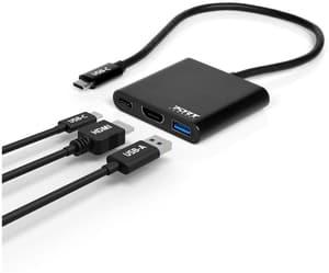 MiniDocking USB/HDMI/PD plug&play