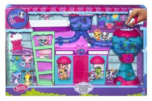 W13 LITTLEST PET SHOP SPIELSET