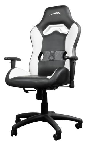 Gaming chair Looter nero/bianco