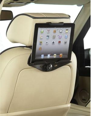 """Universal In-Car 7-10"""" Tablet Halterung - schwarz"""