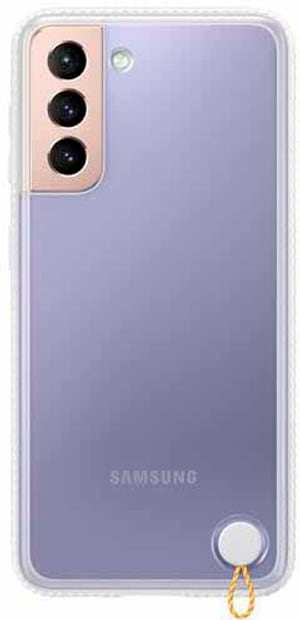 Clear Protective Cover White