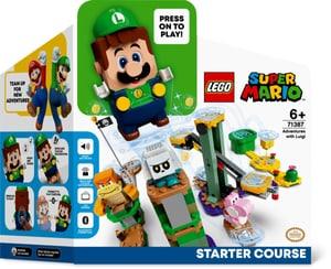 Super Mario Abenteuer mit Luigi 71387