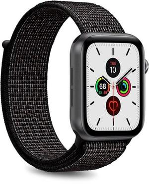 Nylon Wristband - Apple Watch 42-44mm - black