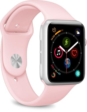 Icon Silicone Band - Apple Watch 42-44mm - rose