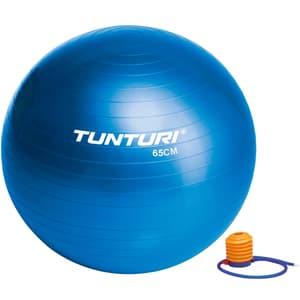 Palla da ginnastica, diametro 65cm, blu