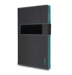 Tablet Booncover XL Hülle Leder schwarz