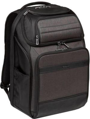 """CitySmart 12,5-15,6"""" Professional Notebook-Rucksack – Schwarz/Grau"""