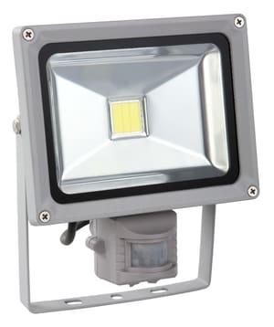 Proiettore LED parete sensore 20 W