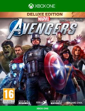 XONE - Marvel's Avengers - Deluxe Edition