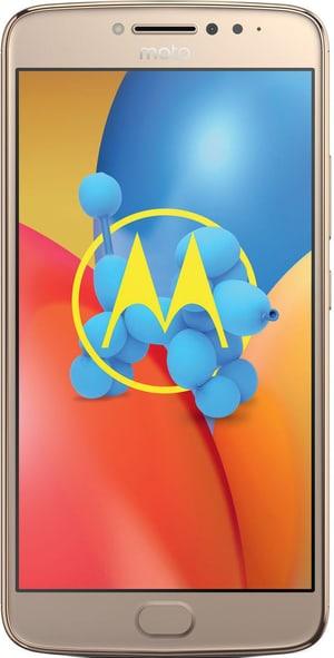 Moto E4 Plus 16GB Dual SIM gold