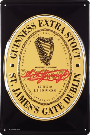 Lamiera Guiness