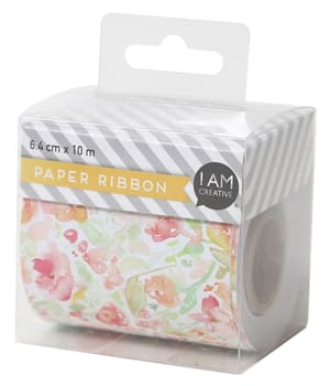 Paper Ribbon, Blumen