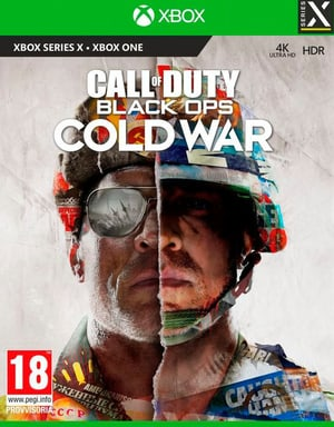 XBOX - Call of Duty: Black Ops Cold War D