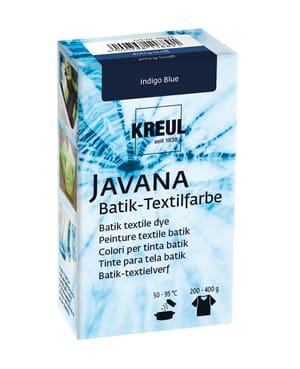 KREUL Javana Batik Teinture Textile Bleu Indigo 70 g