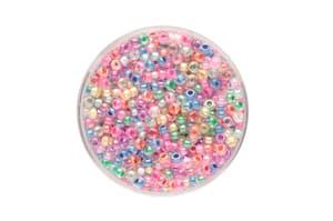 Perle di rocailles assortiti 2.6mm 17g