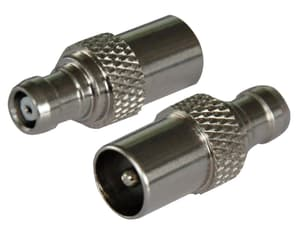 Adapter wiclic silber