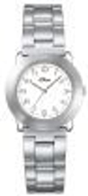 L- s.Oliver RONDO blanco orologio