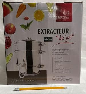 Extracteur de jus, Ø26cm