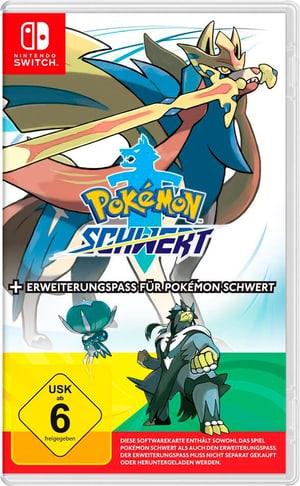 NSW - Pokémon Schwert inkl. Erweiterungspass