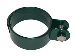 Schelle für Zaunstrebe grün, 60 mm