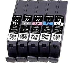 PGI-72 Multipack  PBK / GY/ PM / PC / CO