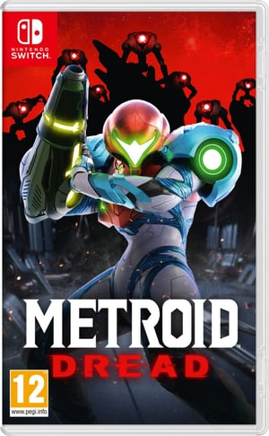 NSW - Metroid Dread