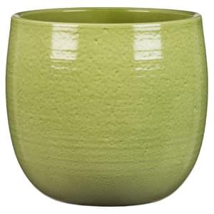 Cache-pot Glazing Green