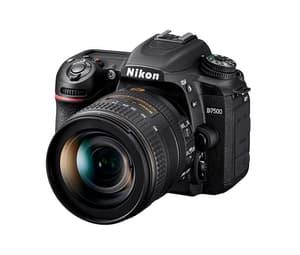 D7500 + 18-105 mm VR