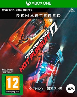 XONE - Need For Speed - Hot Pursuit Remastered