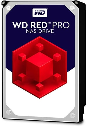 """Harddisk WD Red Pro 3.5"""" SATA 10 TB"""